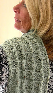 belen scarf, unisex knitting pattern, scarf knitting pattern, men knitting pattern