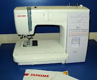 janome sewing machine, janome 423s, janome dikiş makinası