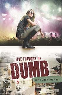 Five Flavors of Dumb cover.