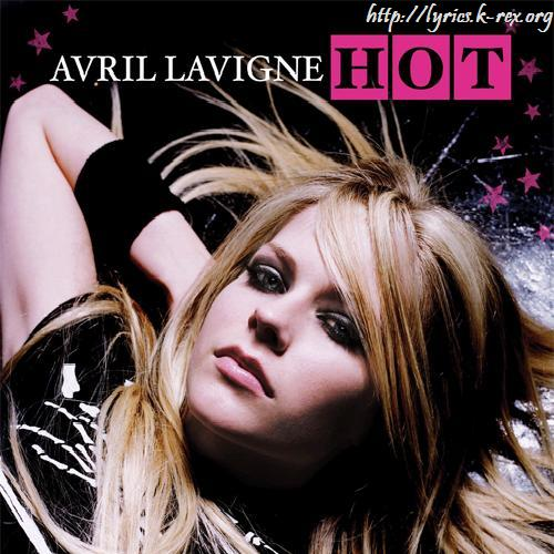 <b>avril lavigne hot</b> album