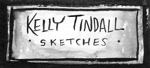Kelly Tindall's Sketchbook
