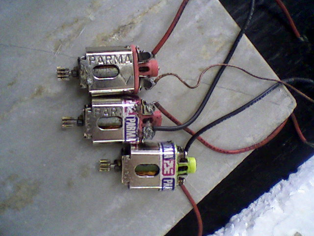 Motores scalextric: