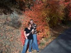 Keri and I