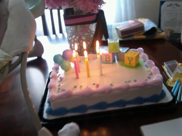 [babys+cake]