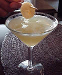 Lychee Martini