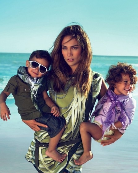 jennifer lopez twins gucci. images Jenniferlopez Twins