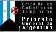 Página Principal del Priorato General de Argentina.Orden Soberana y Militar del Temple de Jerusalen