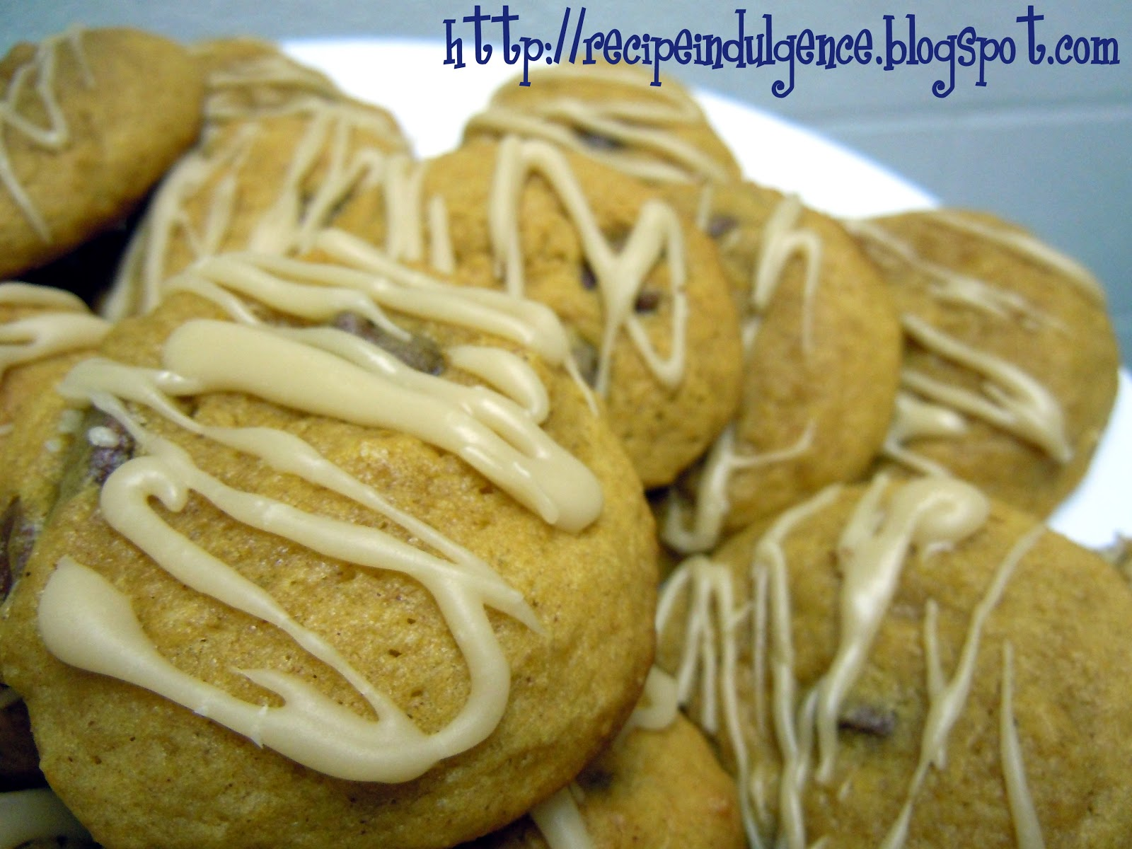 Recipe Indulgence: Pumpkin Chocolate Chip Cookies with ...
