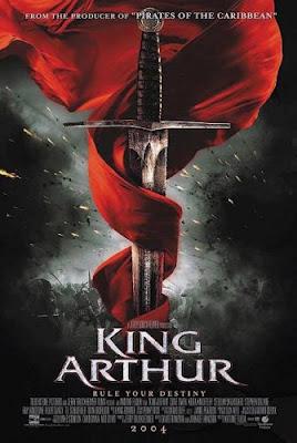 Filme Poster Rei Arthur DVDRip RMVB Dublado