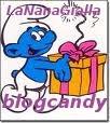 primo Blog Candy de... la Nana Gialla