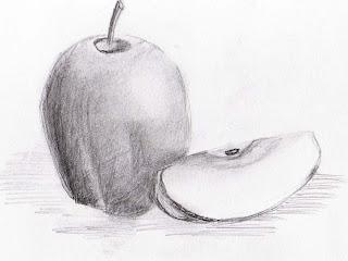 Karakter arsir buah buahan