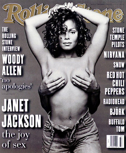Janet Jackson Rolling Stone