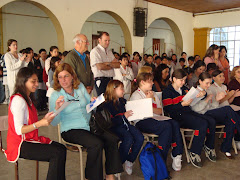 """CONCURSO """"BELGRANO y la ECOLOGIA"""" (Escuela Nro. 1, Lomas de Zamora)"""