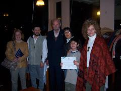 """Ganador del Concurso: """"VISION DEL Gral. MANUEL BELGRANO, SOBRE LA MUJER"""" (19-09-09)"""