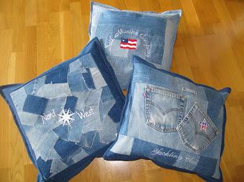 Jeans kuddar