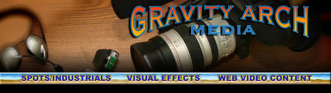 Gravity Arch Media