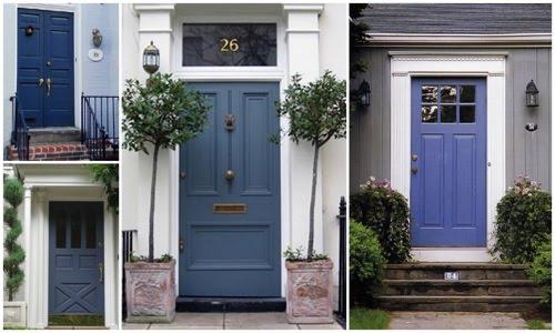 färg till dörr
