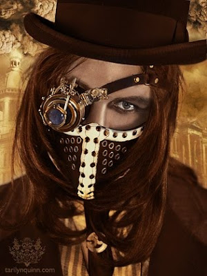 Calvin 39 s canadian cave of coolness steampunk photography - Steampunk style vestimentaire ...