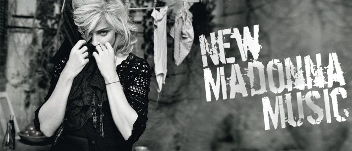 New Madonna Music : N°1 des News, Vidéos et Téléchargements de la Reine de la Pop