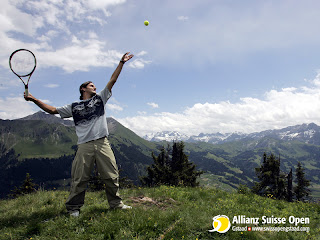 Allianz Suisse Open—Gstaad