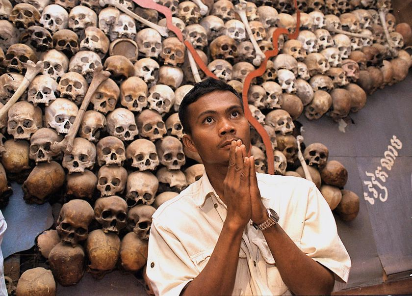 Pol Pot Killing Fields