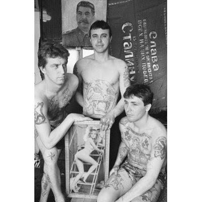 Russian Criminal Tattoo Encyclopedia