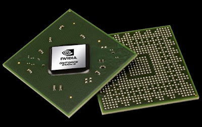 GPU nVIDIA GeForce M - REVIEW