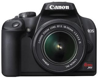 Canon EOS Rebel ZS/1000D