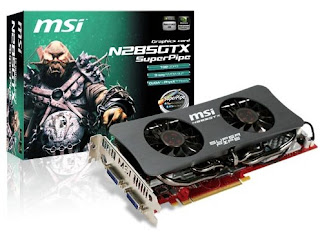 MSI N285GTX SUPERPIPE - Video Card Review