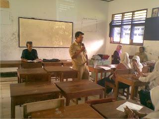 SMP-4 Monta Ikuti Sosialisasi Narkoba