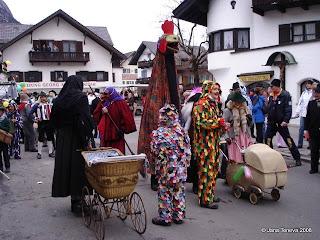 Traunsteiner Faschingszug Garmisch