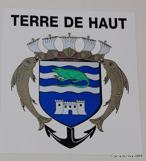 Coat of Arms Les Saintes Guadeloupe