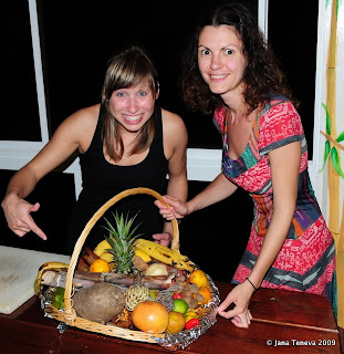 exotic fruits Guadeloupe