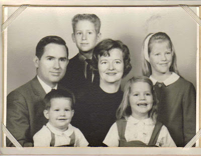 Top row: Russell.  Middle row: Dick, Carol and Karen.  Bottom row: Richard and Shellie