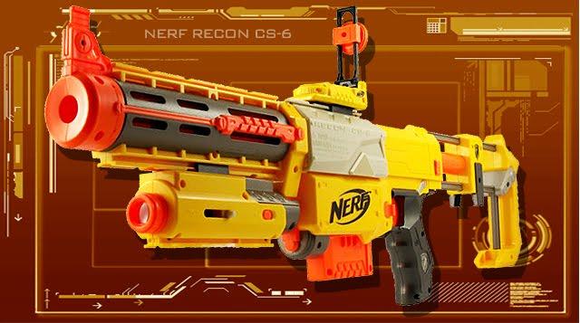 Nerf N-Strike Recon CS-6   Uncrate