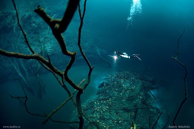 CSungai Bawah Laut mexico