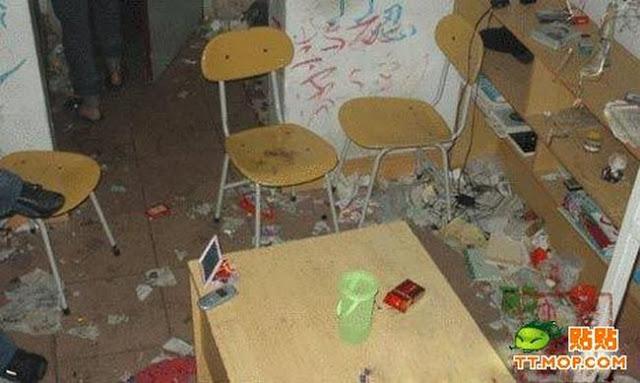 Gambar Apartemen Terjorok di Dunia