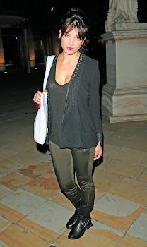 London Celebrity Photographer David Kerr : Daisy Lowe ...