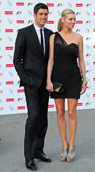 London Celebrity Photographer David Kerr : Vernon Kay & Tess Daily ...