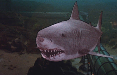 Heroes and Monsters: The Great White Shark from Jaws 3-D