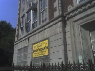McKee Vocational High School, where the legendary Frank McCourt taught for...you get the idea