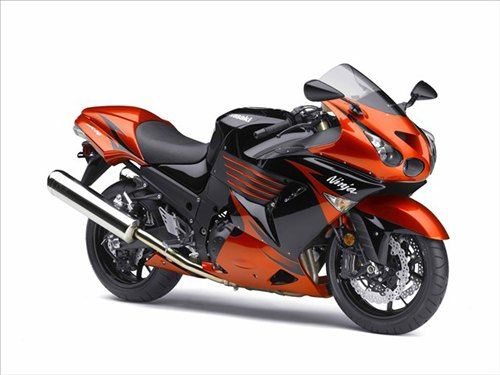 Image of Sepeda Motor Ninja