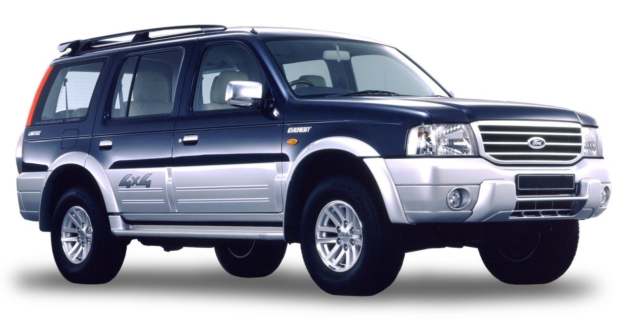 Cars Pictures Information  Ford Everest