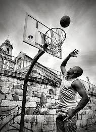 And play basket...