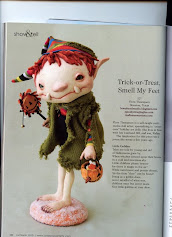Art Doll Quarterly- Aug.Sep.Oct.2010