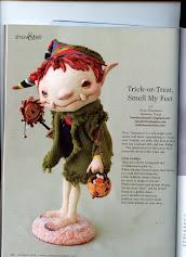 Art Doll Quarterly- Aug.Sep.Oct.2010