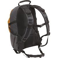 back of daypack