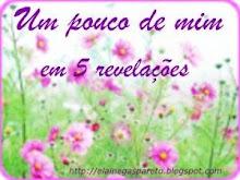 Recebi da amiga Conceição  do blog -Pinceladas por David