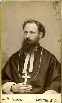 Bishop Leo Haid, OSB (Monk of St. Vincent and First Vicar Apostolic of North Carolina)
