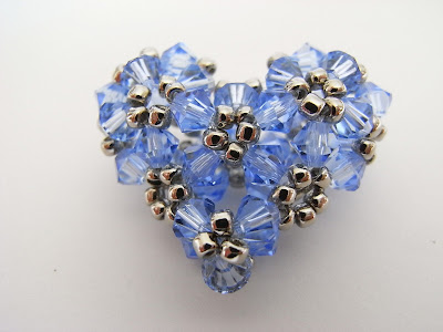 Heart Pendant - Around The Beading Table